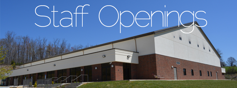 Church Openings Header Image